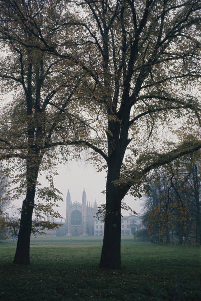 Vertical Landscape Photograph - Kings College Chapel by Epics