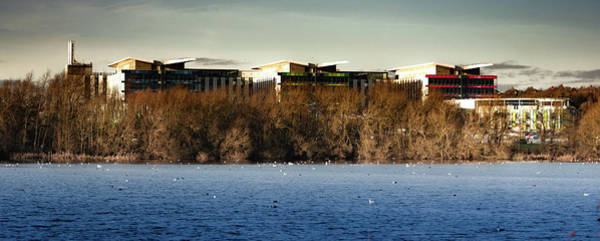 Photograph - Kings Mill Hospital Nottinghamshire Landscape by Scott Lyons