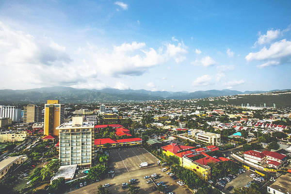 Jamaica Photograph - Kingston, Jamaica by Peeter Viisimaa