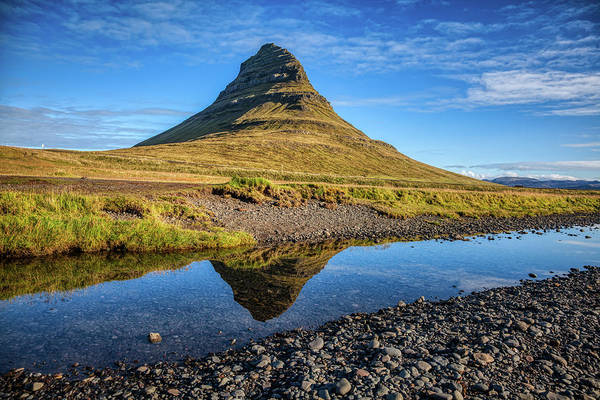 Photograph - Kirkjufell Mountain  by David Letts