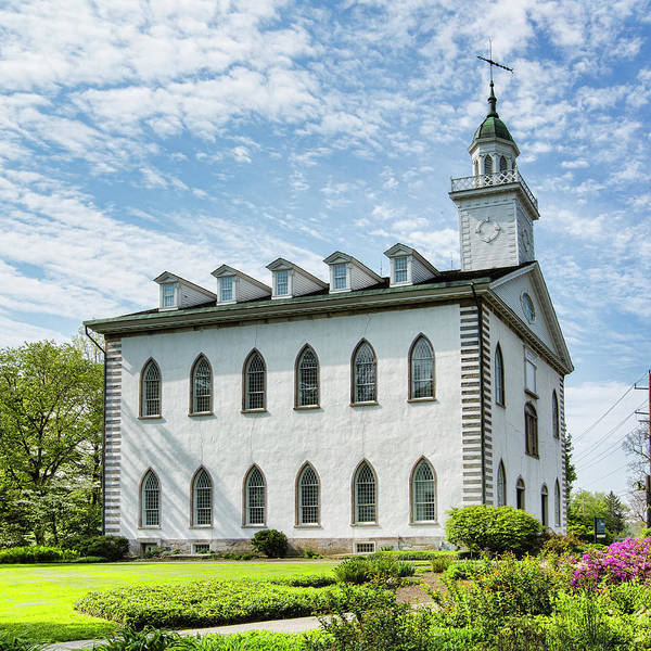 Wall Art - Photograph - Kirtland Temple - #2 by Stephen Stookey