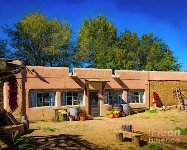 Photograph - Kit Carson House by Jon Burch Photography