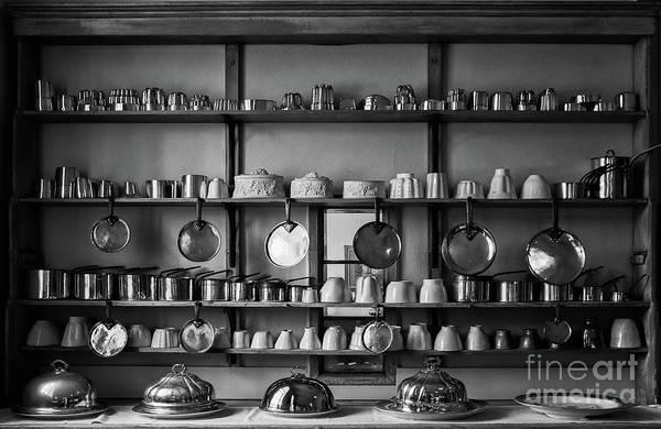 Wall Art - Photograph - Kitchen Accessories, Saffron Walden by Helen Hooker