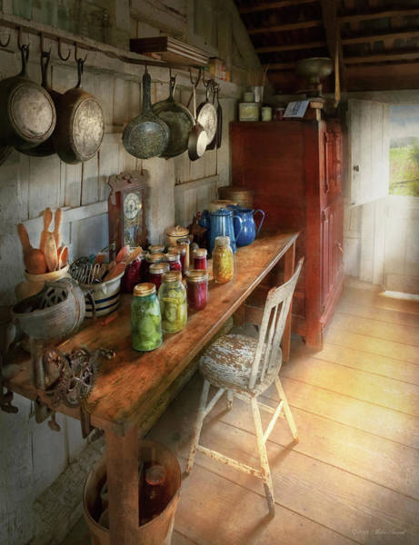 Photograph - Kitchen - That's My Jam by Mike Savad