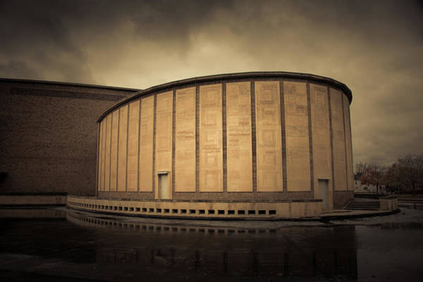 Photograph - Kleinhans Music Hall by Guy Whiteley