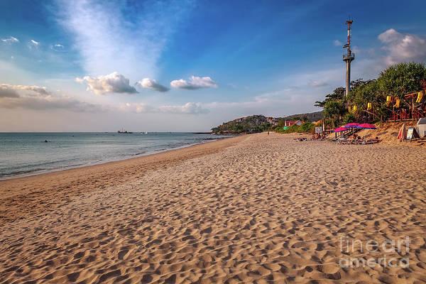Wall Art - Photograph - Klong Nin Beach Koh Lanta by Adrian Evans