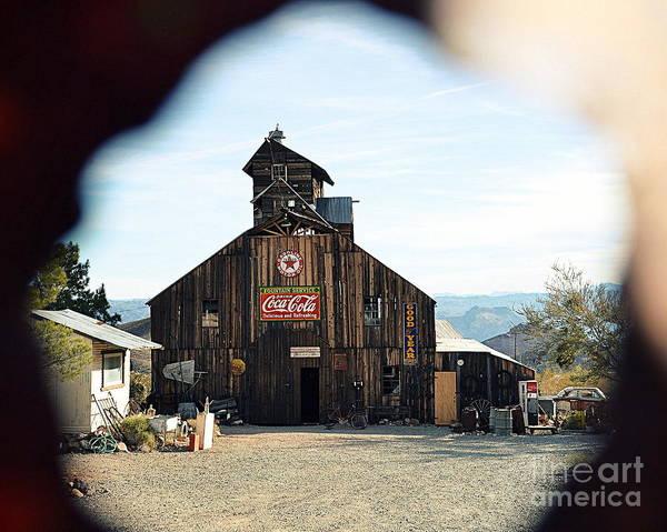 Wall Art - Photograph - Knotty Barn by Tru Waters