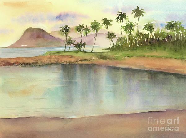 Painting - Ko Olina by Amy Kirkpatrick