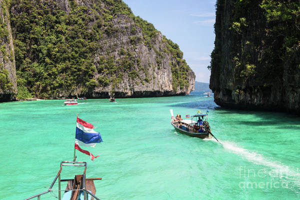 Photograph - Ko Phi Phi In Thailand by Didier Marti