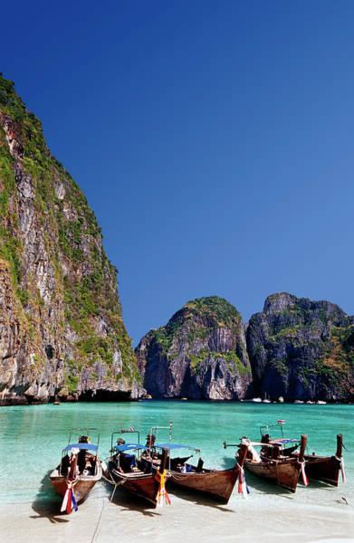 Phi Photograph - Ko Phi Phi Leh by John Seaton Callahan