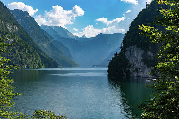 Photograph - Koenigssee, Bavaria by Andreas Levi