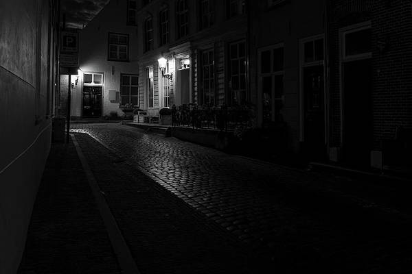 Photograph - Kolonel Wisstraat by Thomas Hall