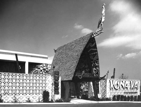 Photograph - Kona Kai Exterior by Jacob Stelman