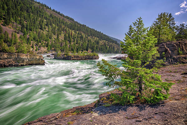 Wall Art - Photograph - Kootenai Falls by Rick Berk