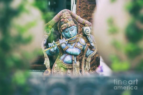 Wall Art - Photograph - Krishna Garden by Tim Gainey