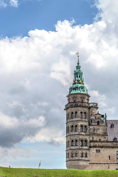 Wall Art - Photograph - Kronborg, Hamlet's Castle by W Chris Fooshee