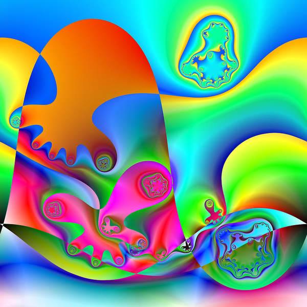 Digital Art - Kronounces by Andrew Kotlinski