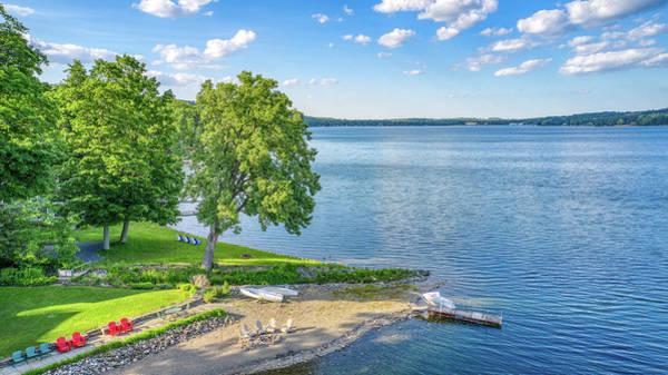 Photograph - Kueka Lake Beauty June 2019 by Ants Drone Photography