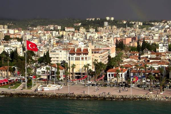 Photograph - Kusadasi, Turkey by KJ Swan
