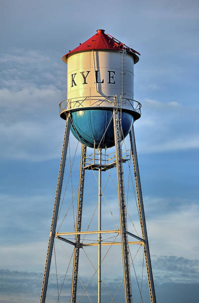 Photograph - Kyle Texas by JC Findley