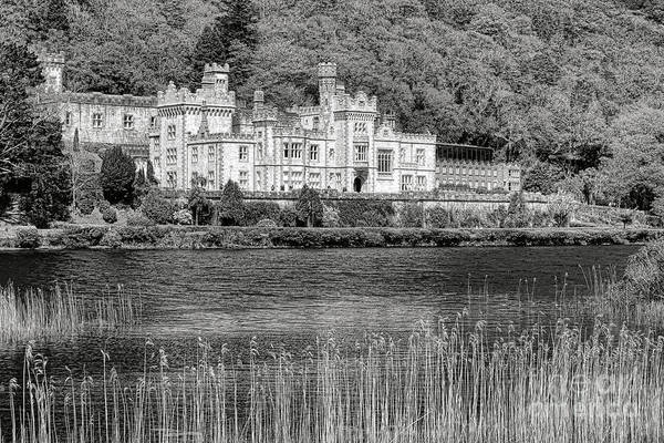 Photograph - Kylemore Castle Monastery  by Olivier Le Queinec