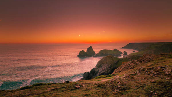 Photograph - Kynance Cove by Eddy Kinol