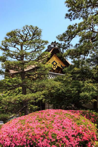 Wall Art - Photograph - Kyoto, Japan The Ninomaru Palace by Miva Stock
