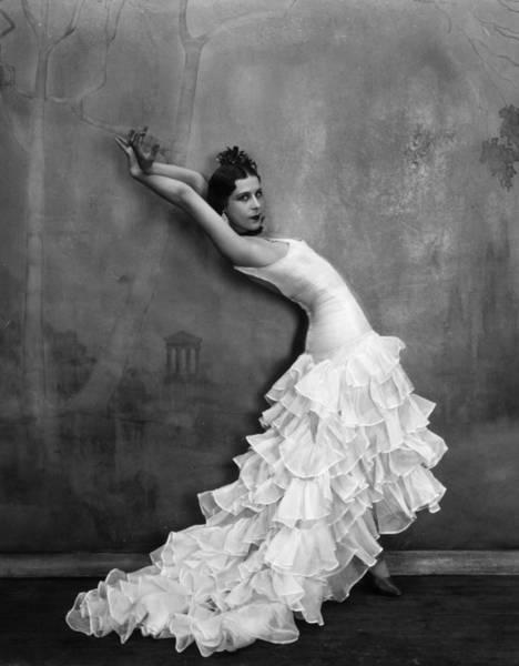 Revue Photograph - Kyra Alanova by Sasha