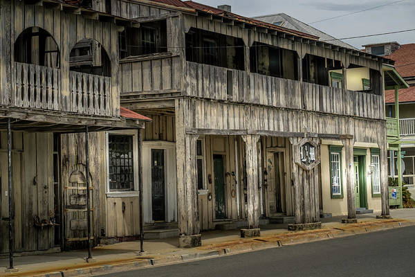 Wall Art - Photograph - L  And M Saloon by Louis Ferreira