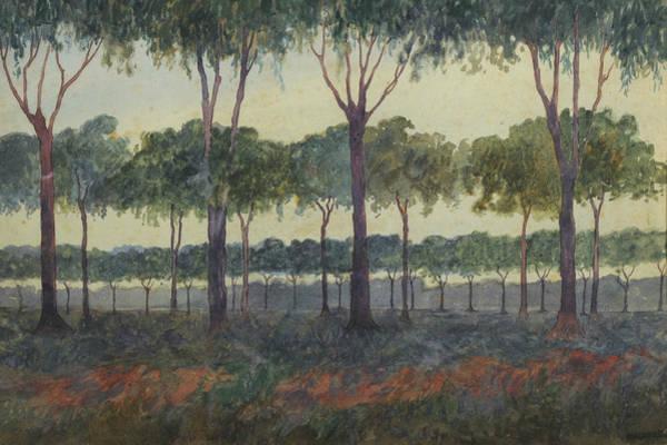 Painting - La Arboleda by Martin Malharro