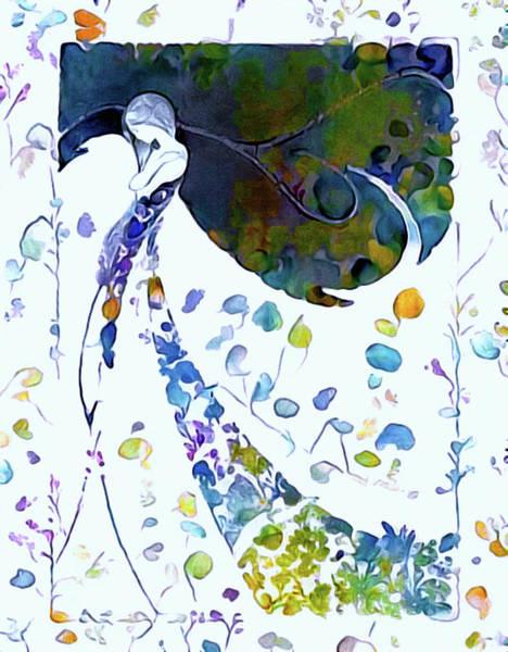 Painting - La Ballerina Redux by Susan Maxwell Schmidt