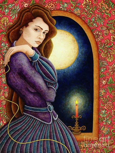 Painting - La Boheme by Amy E Fraser