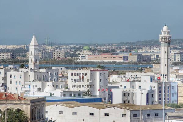 Tunisia Wall Art - Photograph - La Goulette, Tunisia by Davelongmedia