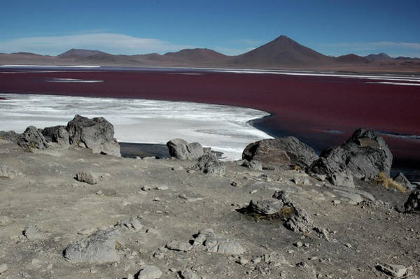 Laguna Mountains Photograph - La Laguna Colorada by With My Pictures I Try To Understand The World
