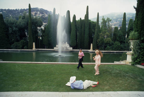 High Society Photograph - La Leopolda by Slim Aarons