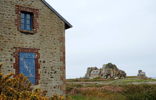 Photograph - La Maison Du Gouffre 3 by Andrew Fare