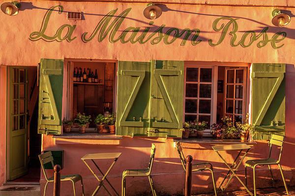 Wall Art - Photograph - La Maison Rose by Andrew Soundarajan