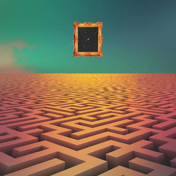 Wall Art - Digital Art - Labyrinth by Fran Rodriguez