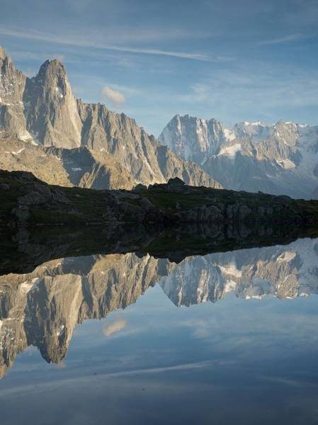 Photograph - Lac De Cheserys by Stephen Taylor