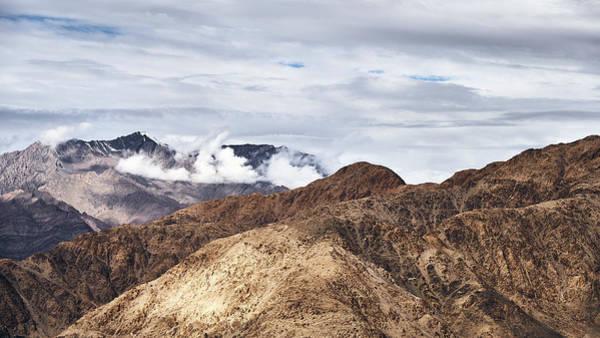 Ladakh Peaks Art Print