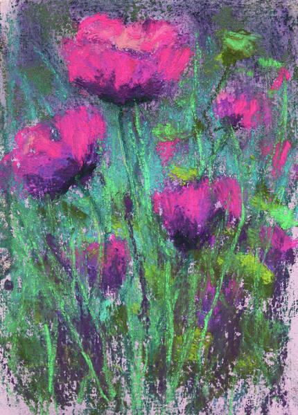 Painting - Ladies In Pink by Susan Jenkins