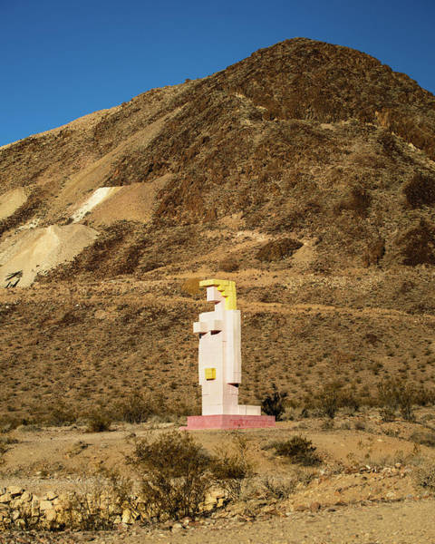 Photograph - Lady Desert - Venus Of Nevada by William Dickman