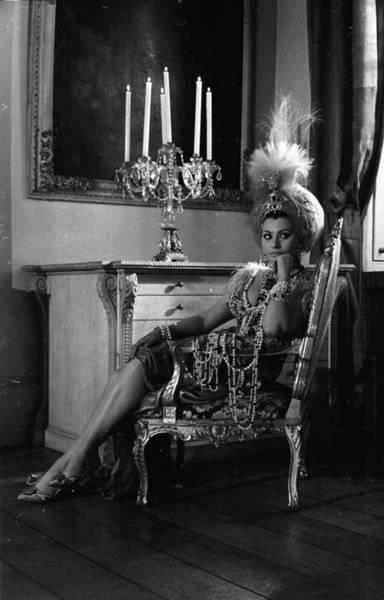 Photograph - Lady L by Larry Ellis
