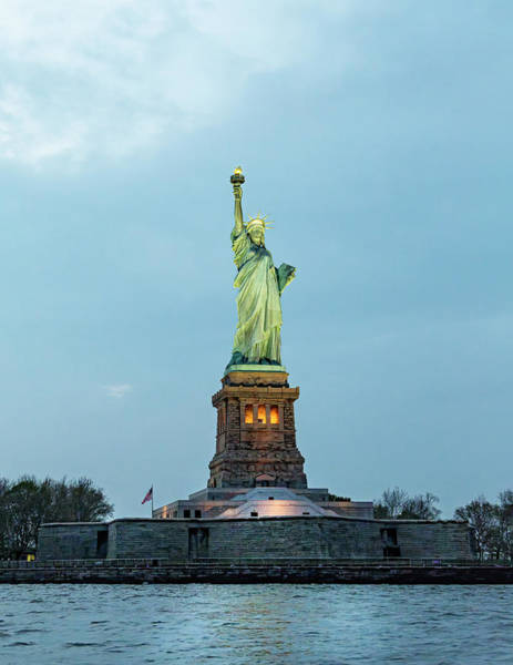 Photograph - Lady Liberty by Kay Brewer