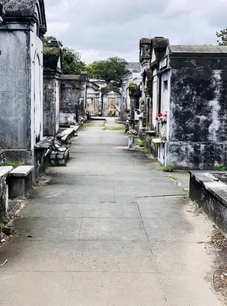 Photograph - Lafayette Cemetery  by Cynthia Guinn