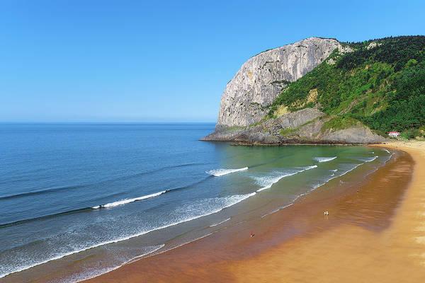 Photograph - Laga Beach  by Mikel Martinez de Osaba