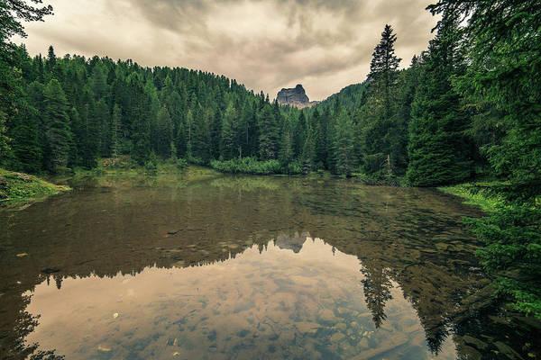 Photograph - Lago Bai De Dones by James Billings