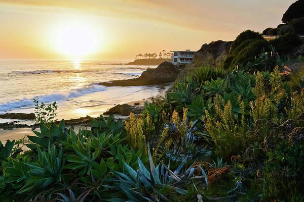Photograph - Laguna Beach Heisler Park by Kyle Hanson