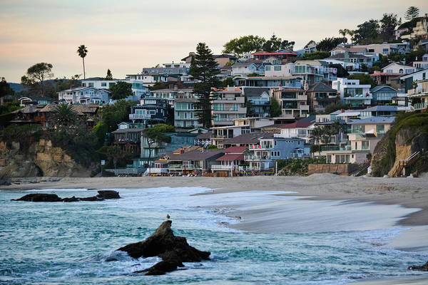 Photograph - Laguna Beach Orange County by Kyle Hanson