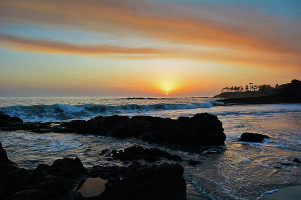 Photograph - Laguna Beach Recreation Point by Kyle Hanson